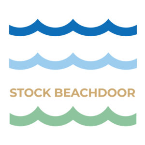 STOCK BEACHDOOR